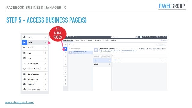 how to connect a client to business manager facebook