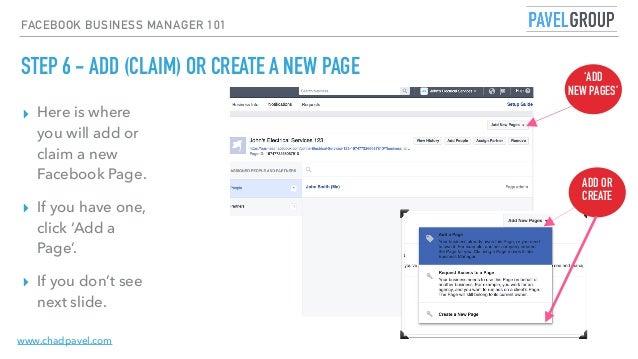 how to add ads manager on facebook