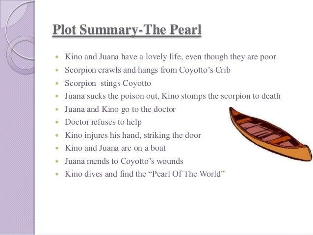 the pearl plot summary