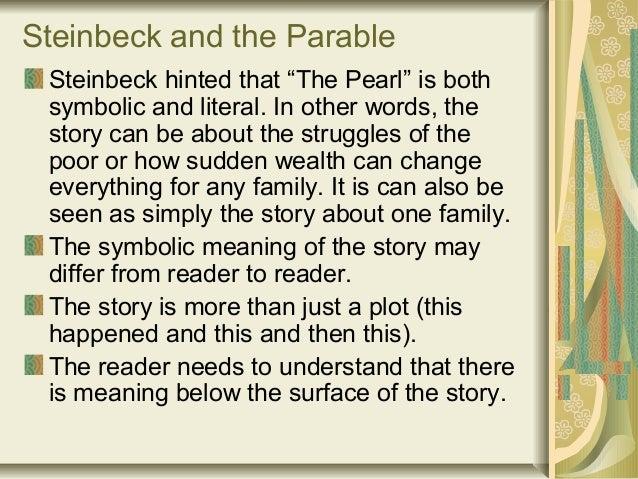 The pearl Slide 3