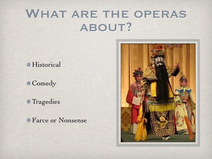 The Peking Opera Slide 3