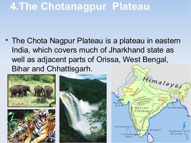 The peninsular plateau g Indo Gangetic Plain Map