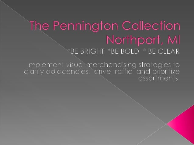 Illustrated icon ideas— include books, candles, pillows, etc.?  THE PENNINGTON COLLECTION  Vera Bradley in corner?  CREATE...