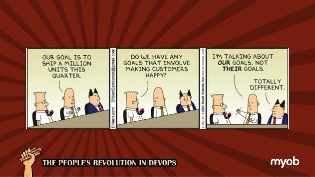 The People's Revolution in DevOps Slide 2