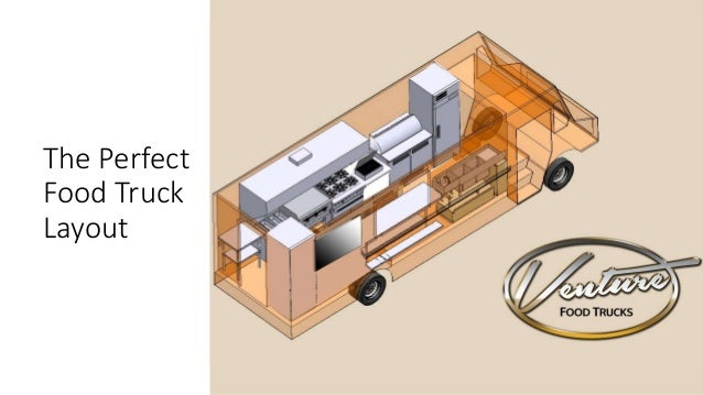 The Perfect Food Truck Layout