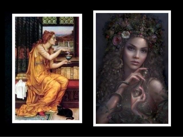 The perfume in art (catherine)