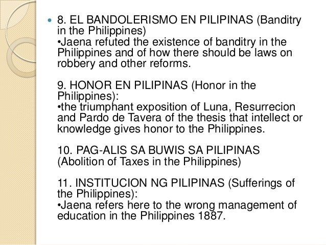 period of enlightenment philippines The period of enlightenment or period of reason - the period of enlightenment (or plainly the enlightenment or period of reason) was a traditional movement of intellectuals commencing in the late 17th- and 18th-century europe emphasizing reason and individualism rather than tradition.
