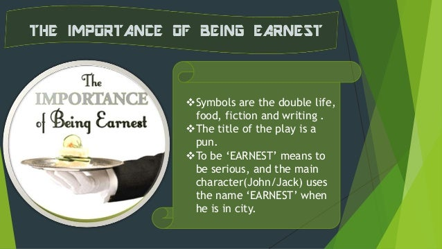 the use of secrecy in the importance of being earnest a play by oscar wilde The importance of being earnest study guide contains a biography of oscar wilde, literature essays, a complete e-text, quiz questions, major themes, characters, and a.