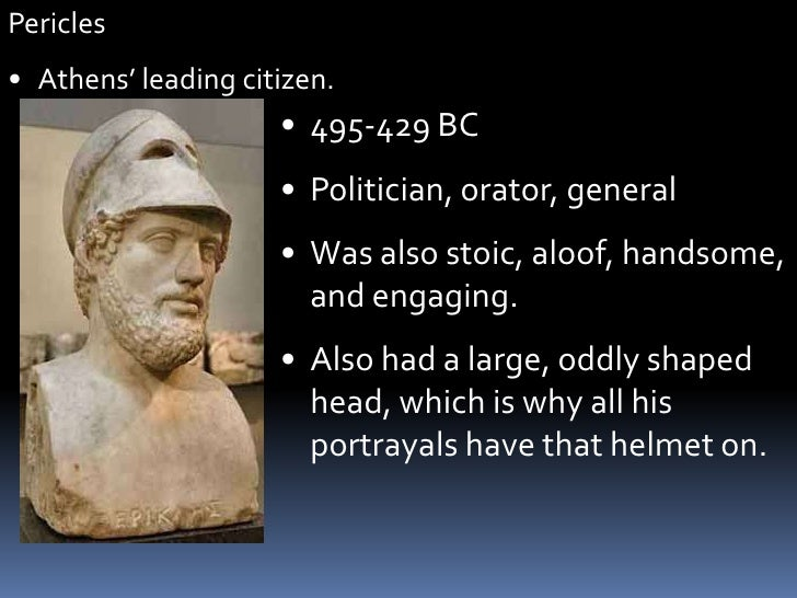 Age pericles 461 429 b c