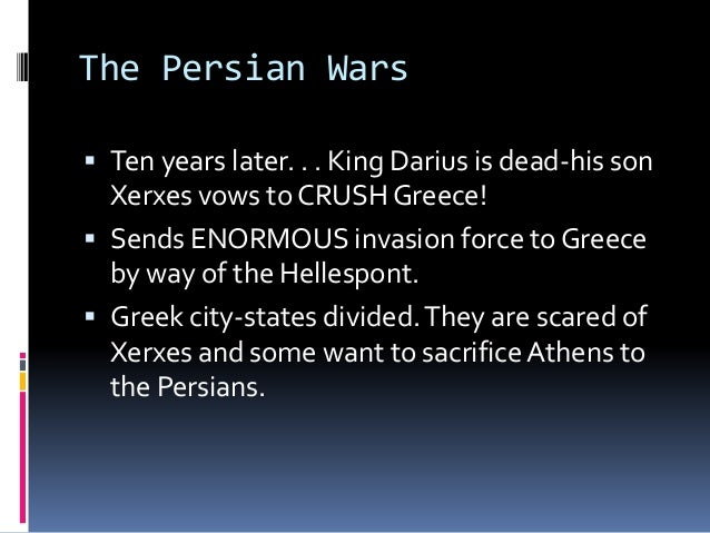 Xerxes invasion of greece
