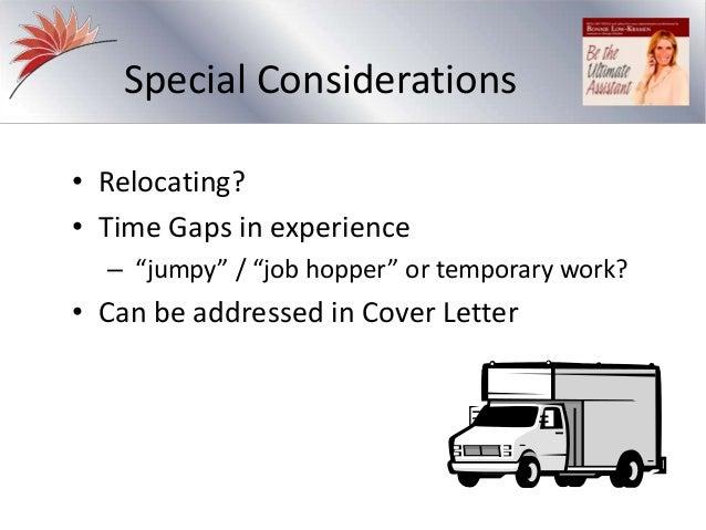 Resume help job hoper