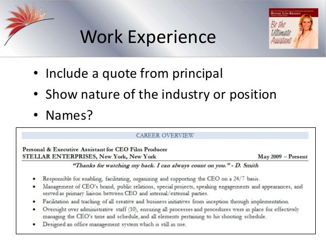 ... Expertise; 22.  Personal Skills For A Resume