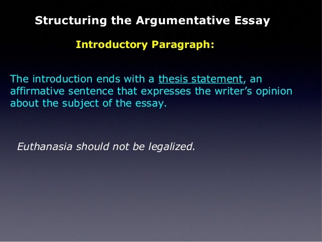 legalizing euthanasia essay Aqa biology 5 essays extended essay english b literature quotes social   argumentative essay on legalizing euthanasia in california grief and.