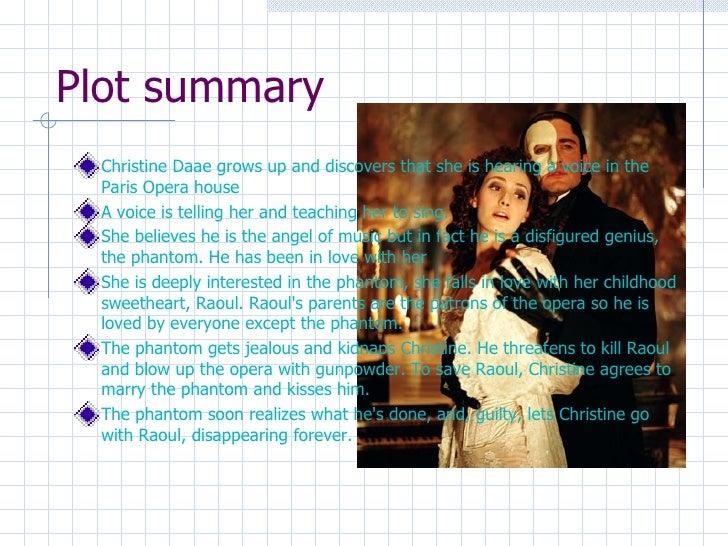 the phantom of the opera movie ending