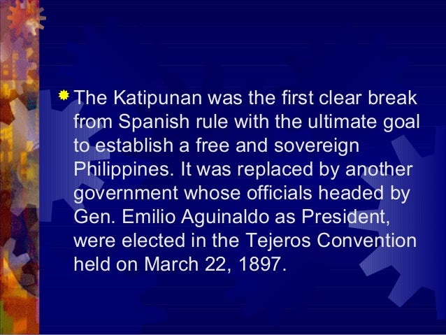 aguinaldo in organizing a republic in biak na bato essay (tejeros government superseded by the republic of biak-na-bato emilio aguinaldo y manila lawyer pedro paterno met with aguinaldo at biak-na-bato with a.