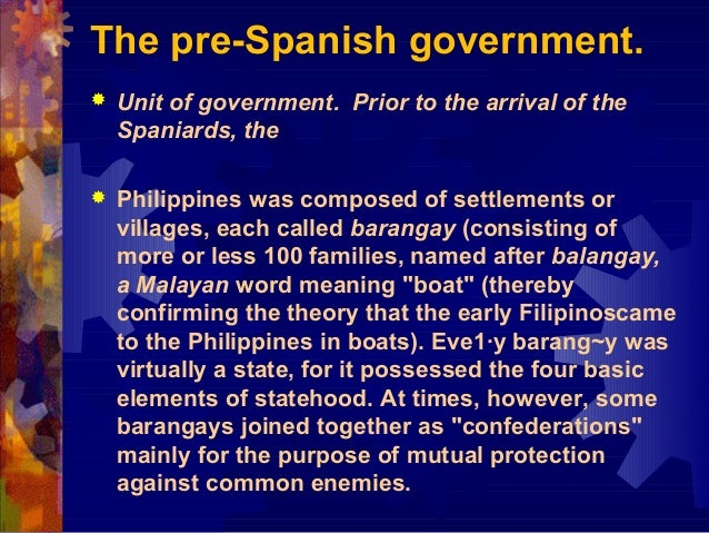 land ownership in the philippines under spain summary