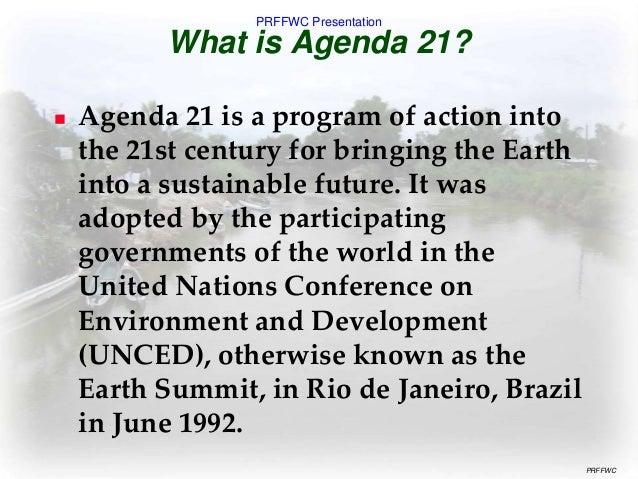 The philippine agenda 21