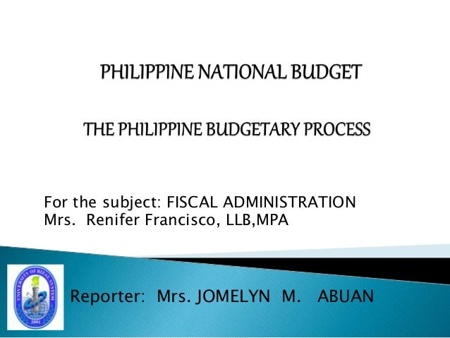 administration of the budgetary process The ob is the focal point in all phases of the budget process the office serves as coordinator, examiner, mediator, advisor, and advocate ob makes strategic and policy recommendations to the secretary, and maintains communications with program officials to ensure budget requests are technically accurate and performance-based.
