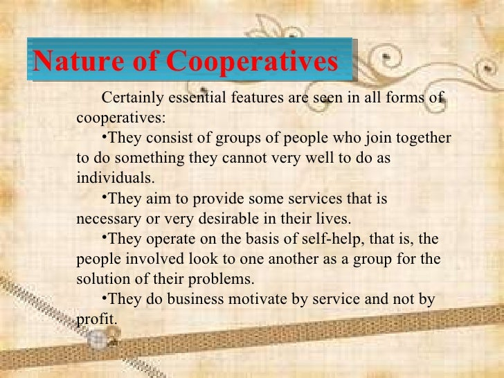 related literature about cooperative in the philippines