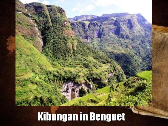 The philippine landforms 061814 kibungan in benguetkibungan in benguet sciox Image collections