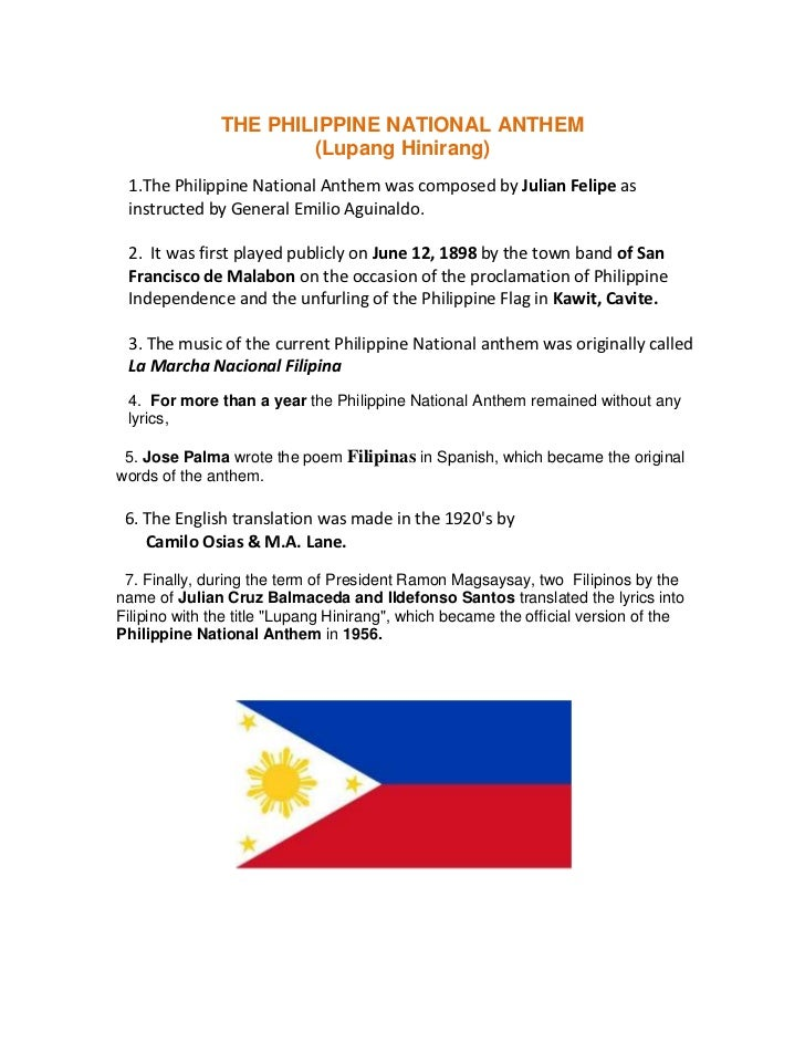 filipino nationalism essays Moved permanently the document has moved here.