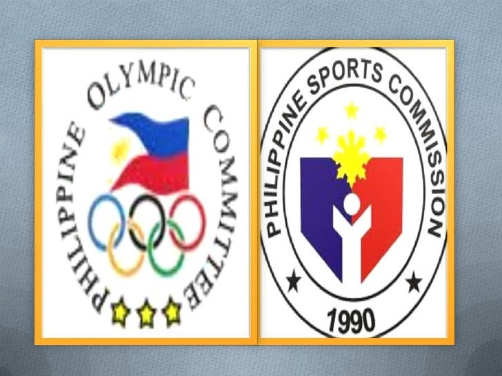 THE PHILIPPINE OLYMPIC  SPORTS COMMISSION           BY:   Gallegos, Jocelyn M.