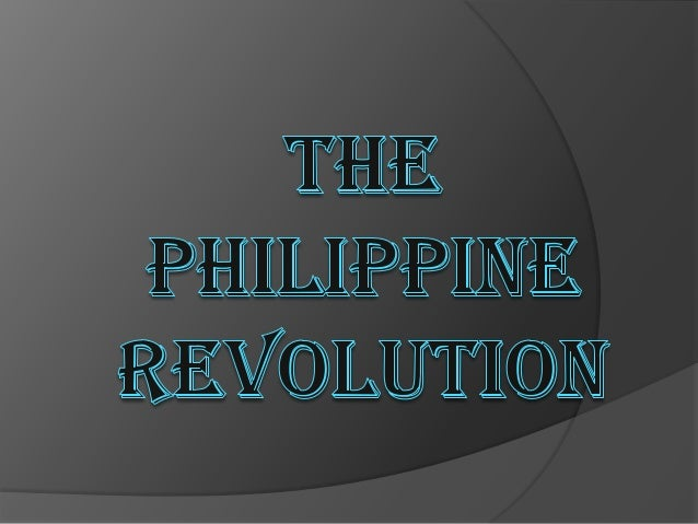 The PHILLIPINE Revolution   began in 1896 and really ended only in 1901.  At first it was a war of independence against ...