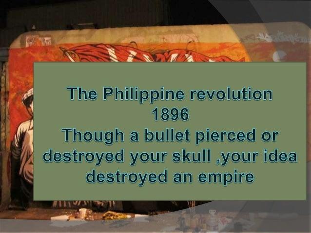 philippine revolution 1896 1898