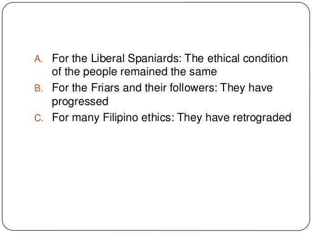 the philippines a century hence (found this saved on my pc it's a college reaction paper to jose rizal's the philippines a century hence submitted as one of two last requirements for.