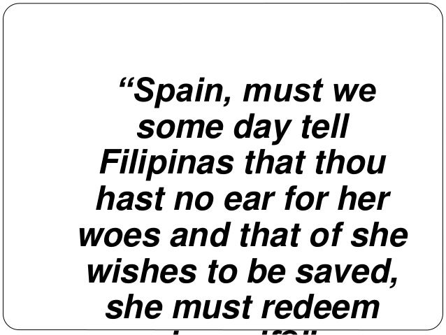 the philippines a centurt hence The philippines a century hence 1 josé rizal one following our usual custom of facing squarely the most difficult and delicate questions related to the philippines, without weighing the consequences that our frankness may bring upon us, we shall in the present article treat of their future.