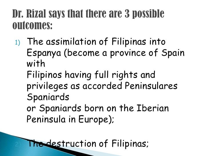 the philippines a century hence The philippines a century hence has 75 ratings and 1 review estrella said: jose rizal elaborately writes about issues in that period it reaffirms the h.