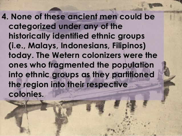 philippines during pre colonial times The first people in the philippines in more recent times during the pre-colonial period reflection: pre-colonial filipinos are.