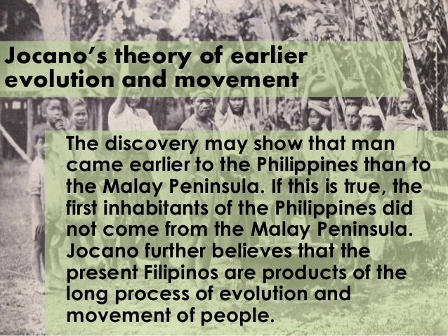 The Philippines During The Pre Colonial Period