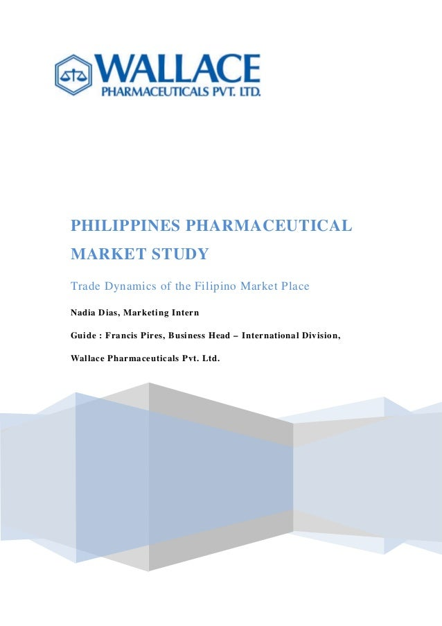 The Philippines' Pharmaceutical Market: A Secondary Research