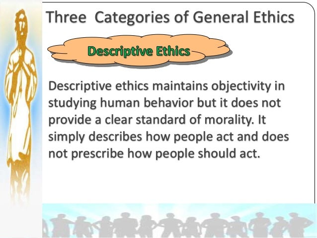 a study of the rules and principles that govern the moral value of human conduct Ethics, morals, values the rules or standards governing the conduct of a person or the members 10 the philosophical study of moral values and rules.