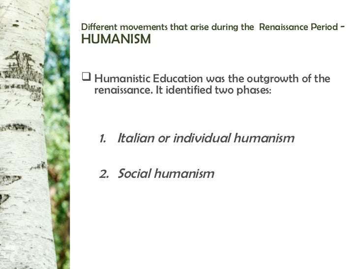 """a history of humanism and humanistic literature in the renaissance In his essay, """"humanist literature in perspective,"""" dr arthur dobrin, professor emeritus at hofstra university and leader emeritus of the ethical."""