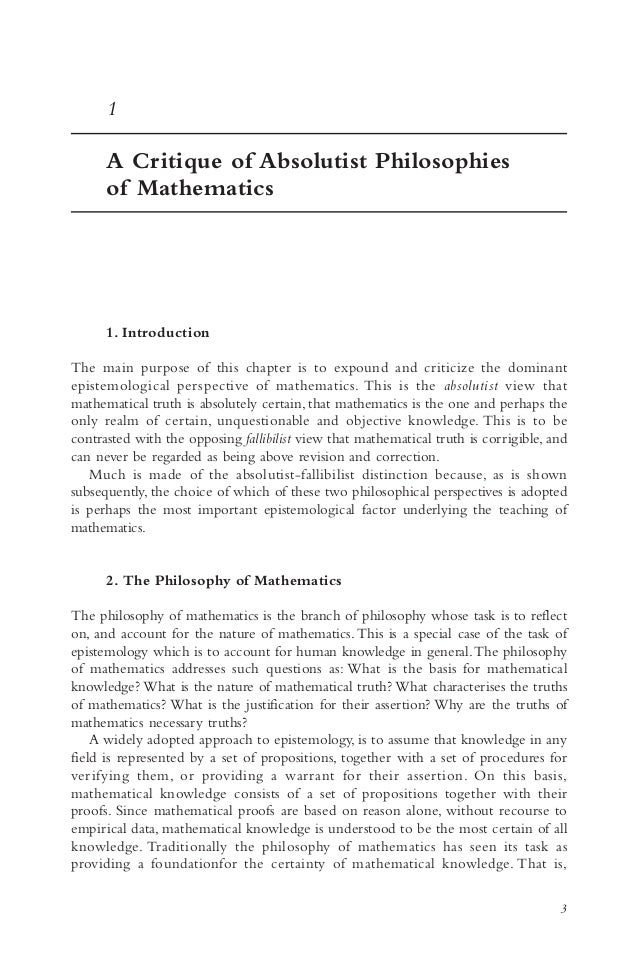 aeon mathematics