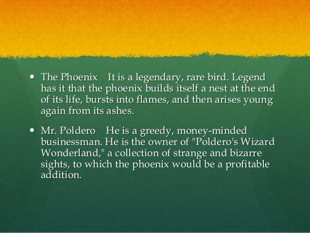The phoenix by sylvia warner 6 the phoenix voltagebd Images