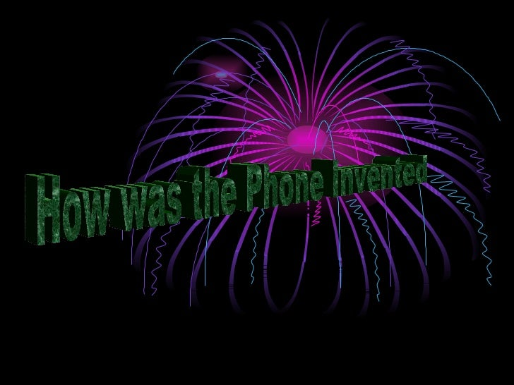 How was the Phone Invented