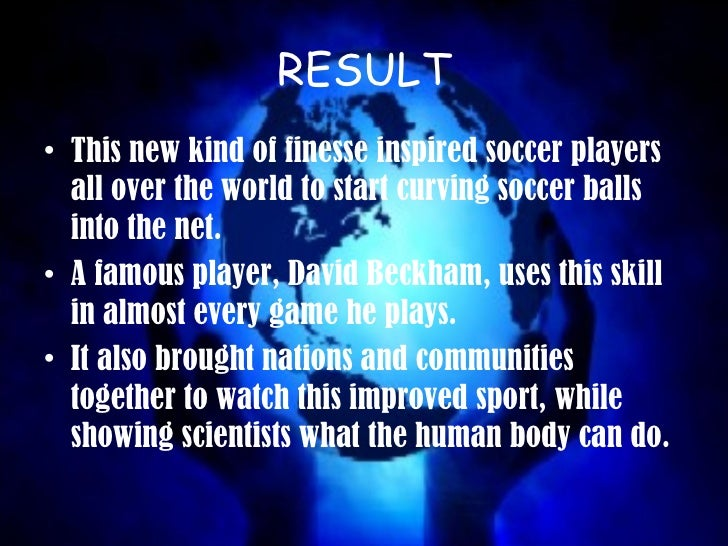 """the physics of soccer The subject: soccer, or football, as gary, a former professional soccer player from england, calls it professor john eric goff is back to explain the physics inherent in """"the beautiful game"""" in this off-season episode brought to you by our friends at tunein ."""