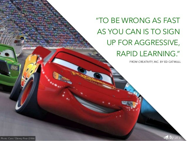 the pixar way quotes on developing and maintaining a creative com