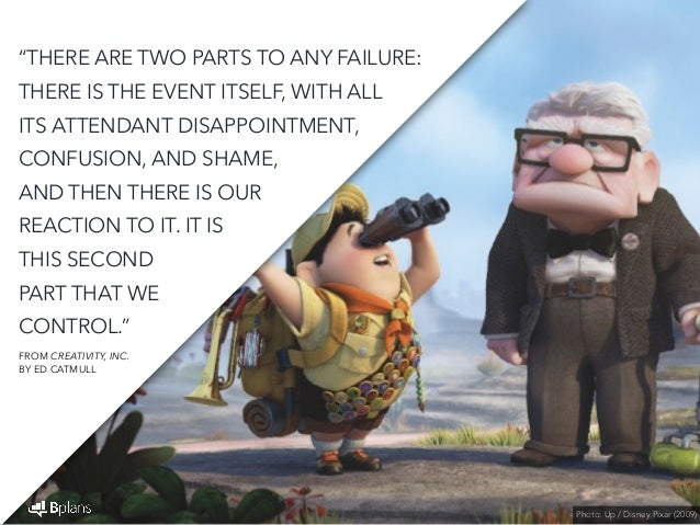 The Pixar Way: 37 Quotes on Developing and Maintaining a ...