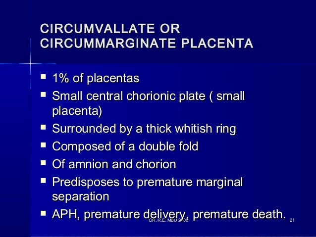 The placenta and its abnormalities   638 x 479 jpeg 79kB