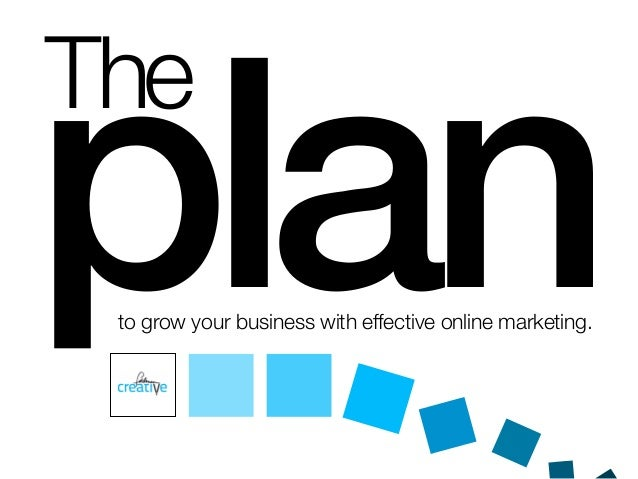 Theplanto grow your business with effective online marketing.