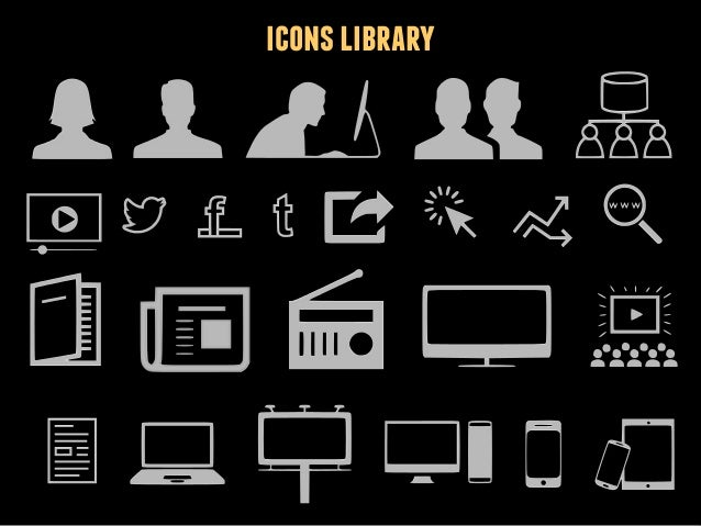 icons library