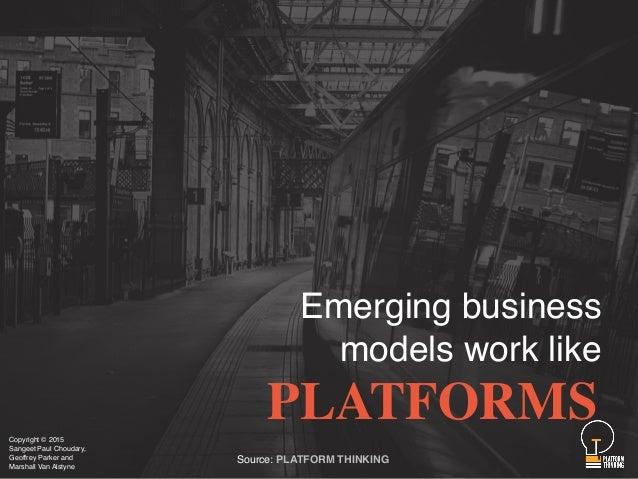 emerging business models Strategic analysis of the pharma market, future revenue models and key players 1 emerging business models in the pharmaceutical industries strategic analysis of.