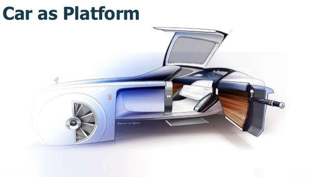 63© 2017 Parker, Van AlstyneTwitter: @InfoEcon :: mva@bu.edu :: PlatformEconomics.com Car as Platform