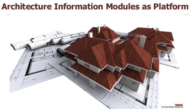 65© 2017 Parker, Van AlstyneTwitter: @InfoEcon :: mva@bu.edu :: PlatformEconomics.com Architecture Information Modules as ...