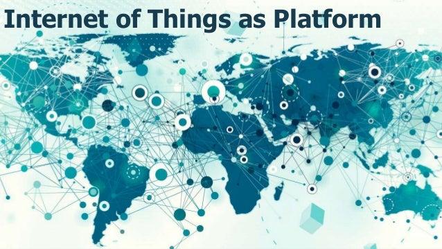 67© 2017 Parker, Van AlstyneTwitter: @InfoEcon :: mva@bu.edu :: PlatformEconomics.com Internet of Things as Platform