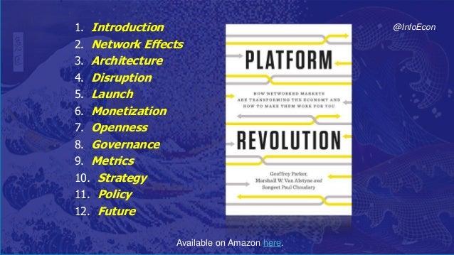 72© 2017 Parker & Van AlstyneTwitter: @InfoEcon :: mva@bu.edu :: PlatformEconomics.com @InfoEcon1. Introduction 2. Network...